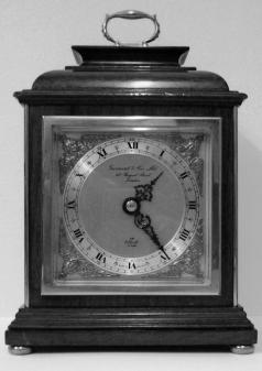 mantel clock fusee